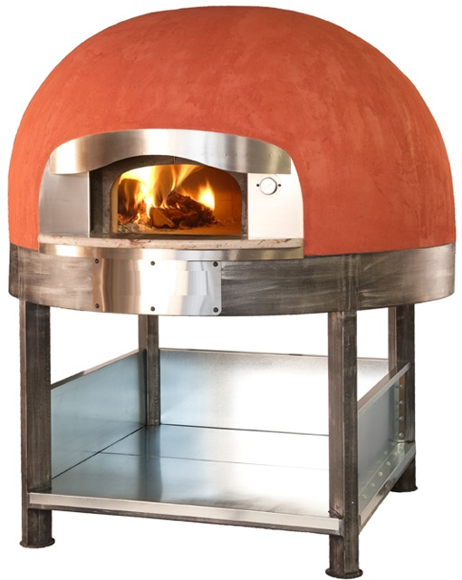 italian gas wood fired pizza oven available in 3 dimension and 3 models ebay. Black Bedroom Furniture Sets. Home Design Ideas